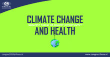 Climate Change and Health congres | IFMSA-NL